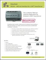 BACnet Interface for i.LON SmartServer